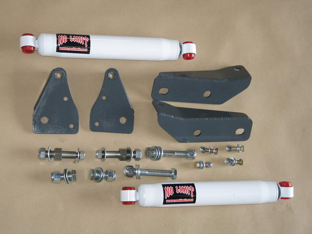 No Limit 63-72 Rear Shock Kit - The 1947 - Present Chevrolet