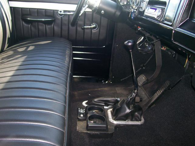 Show me your automatic floor shifters!! - The 1947 - Present
