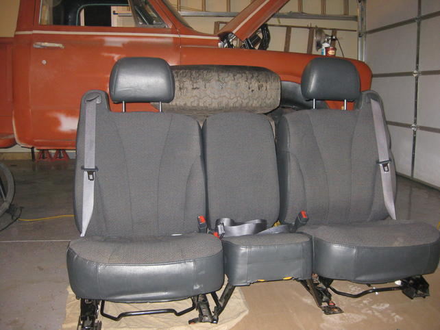Miraculous What Seats Did You Put In Your 67 72 Chevy Truck The Evergreenethics Interior Chair Design Evergreenethicsorg