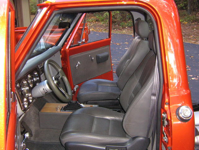 What Seats Did You Put In Your 67 72 Chevy Truck The