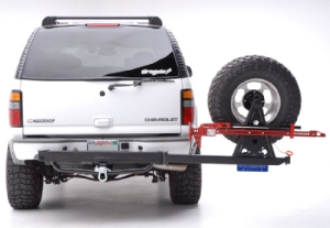 Spare Tire Carriers Hitch Mount. - The 1947 - Present ...