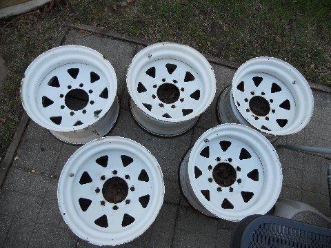 67 72 Chevy Truck Forum >> 8 Lug Wagon Wheels | The Wagon