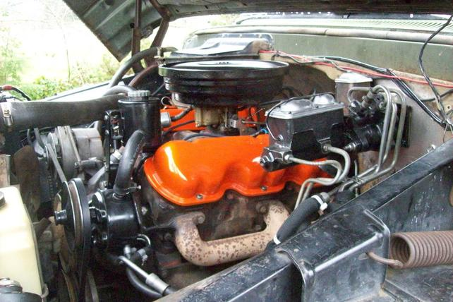 hydraulic clutch - The 1947 - Present Chevrolet & GMC Truck