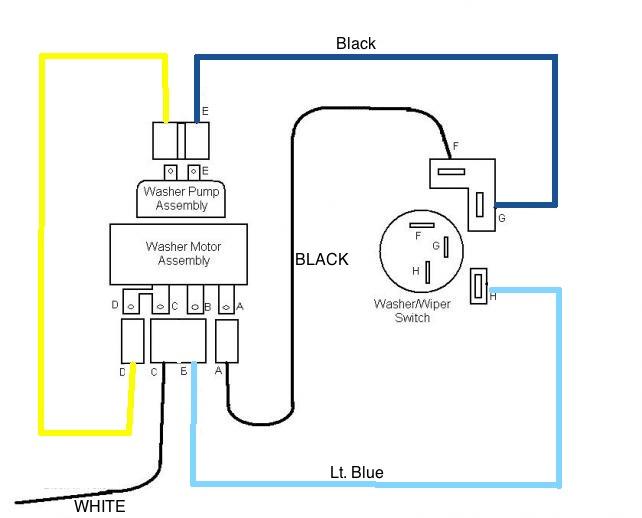 1968 camaro wire diagram #5 1968 Camaro Starter Circuit Diagram 1968 camaro wire diagram