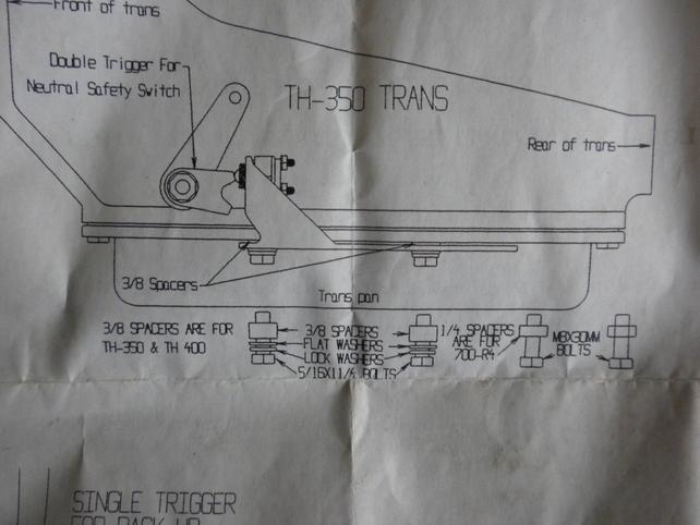 wy lokar shifter parts 700r4 th350  400 neutral safety tach wiring diagram tach wiring diagram tach wiring diagram tach wiring diagram