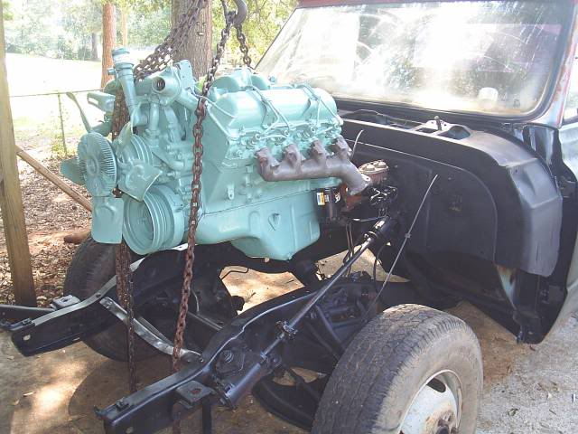 Questions about a Gas to Diesel conversion for a \'72 - The 1947 ...