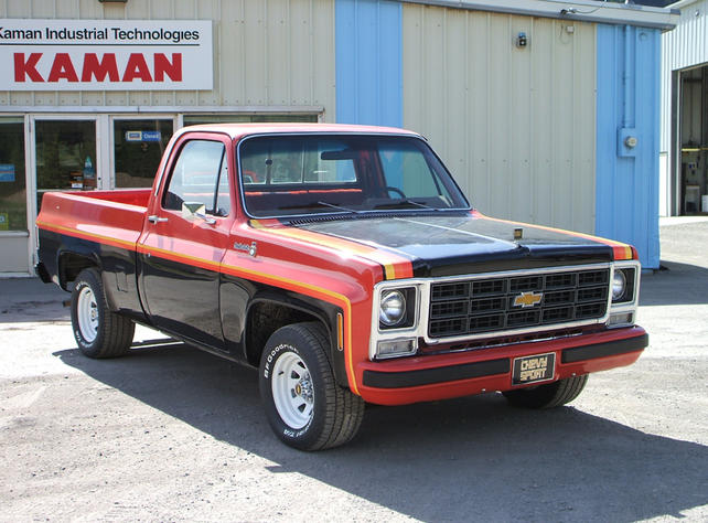79 Chevy Truck >> How Many 1979 Chevy Sports Produced The 1947 Present Chevrolet