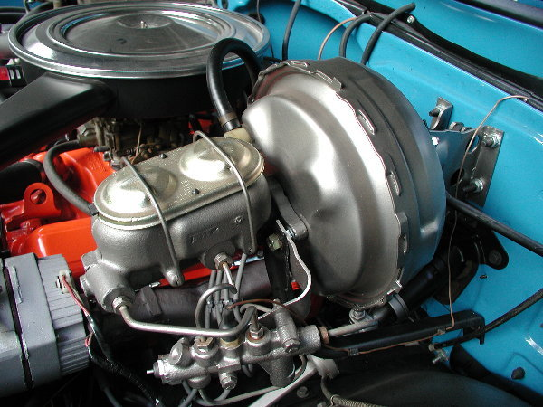 Will a 3/4 ton Brake Booster work on a 1/2 ton? - The 1947