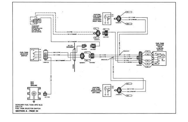 85 c20 wiring diagram