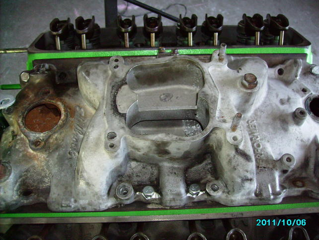 89 sbc 350 tbi to carb swap ? - The 1947 - Present Chevrolet