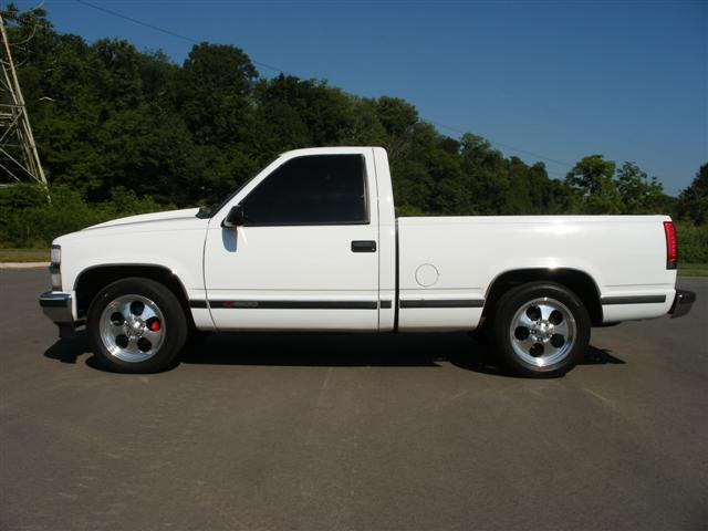 72 Chevy Truck For Sale >> '88-'98: What Size Tire and Wheel are You Running? - The 1947 - Present Chevrolet & GMC Truck ...