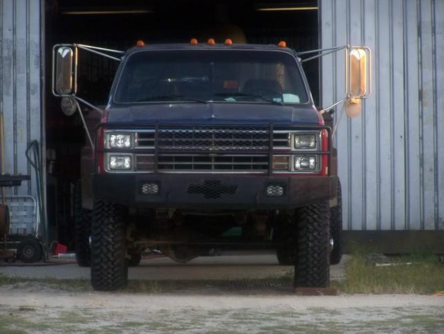 67 72 Chevy Truck Forum >> West Coast Mirrors on square? | Page 2 | GM Square Body ...