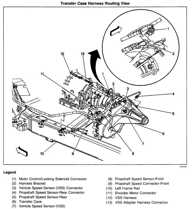 wiring diagram for 2001 chevy silverado 2500hd