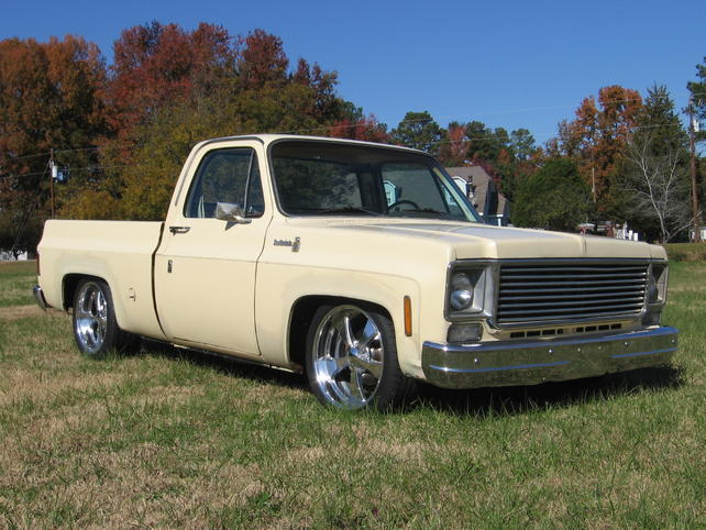 78 Chevy Silverado  YouTube