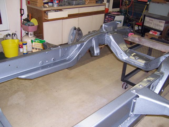 Need Some Tips On Putn A Camaro Subframe On 57 Chevy