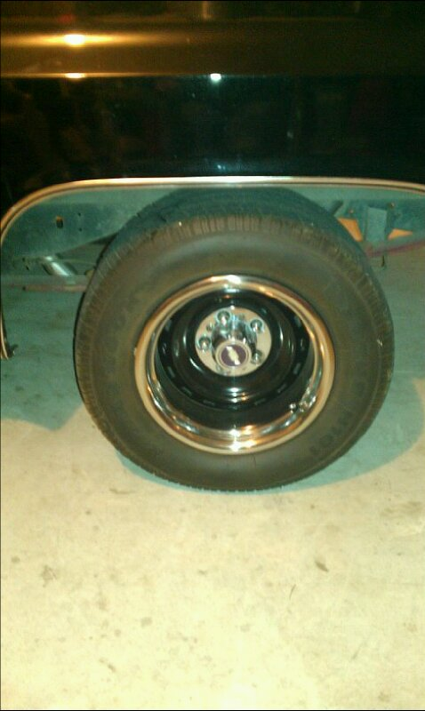 Why Are Trucks So Expensive >> pictures of painted rally wheels? - The 1947 - Present ...