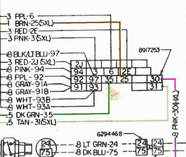 modified engine wiring schematic  will it work  - the 1947