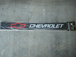 Chevy Windshield Decal The Present Chevrolet GMC Truck - Chevy windshield decals trucks