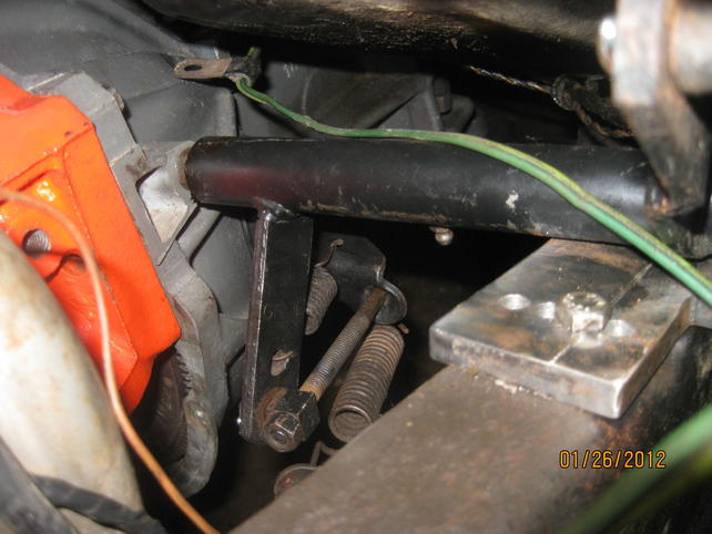 Clutch pedal won't return - The 1947 - Present Chevrolet & GMC Truck
