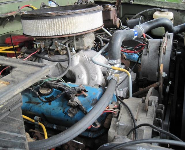 454 366 bbc - The 1947 - Present Chevrolet & GMC Truck