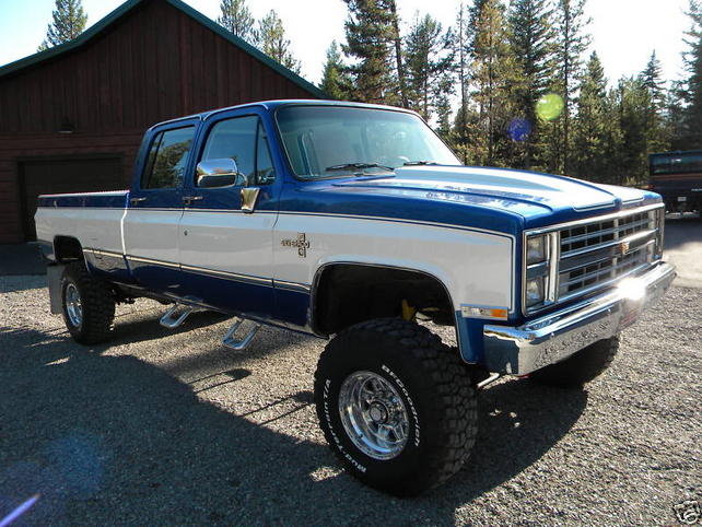 Custom 1987 GMC Crew Cab Short Bed - Page 8 - The 1947 - Present