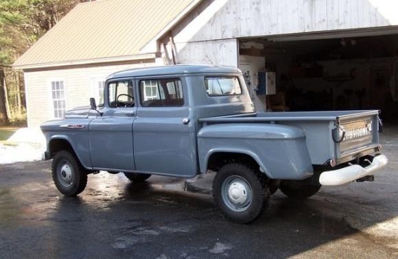 Crew Cab Trucks For Sale >> Crew Cab The 1947 Present Chevrolet Gmc Truck Message