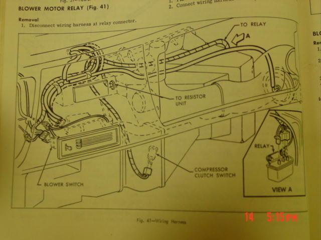 1972 Ac Vacuum Line Routing The 1947 Present Chevrolet