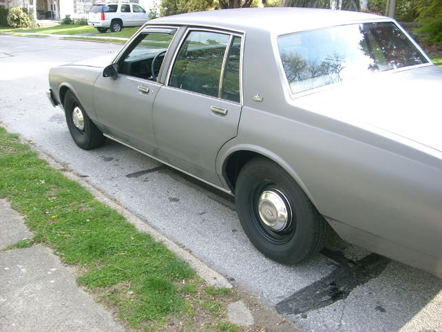 1988 chevy caprice 9c1 police package my other projectdaily driver attached images publicscrutiny Images