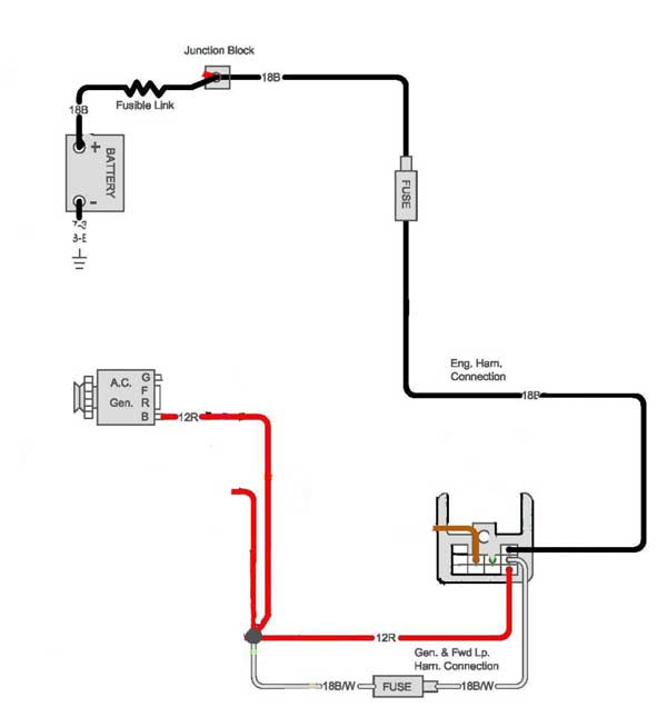 panel wiring diagram of an alternator html with Showthread on 79536 Real Battery Relocation Diy Pictures together with 7be0z Kia Sportage Lx 2001 Kia Sportage Exterior Position additionally Instrument panel as well 622330 Parasitic Battery Drain Is 4   Too Much 2 further Generators Wiring Diagram.