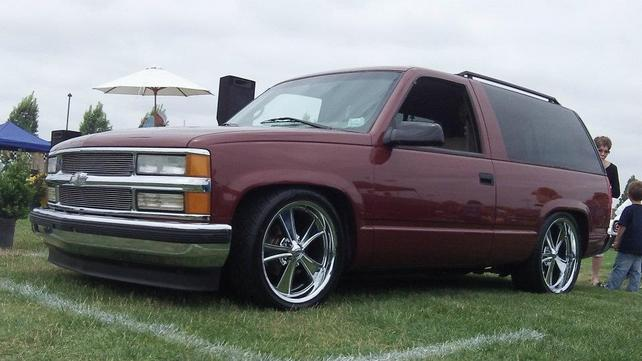 How about some pics of 2WD 2DR Tahoe/Yukons - Page 11 - The 1947 - Present Chevrolet & GMC Truck ...