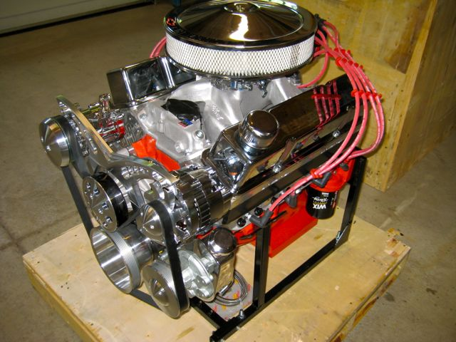 What do you think of this 383 stroker crate engine page 2 the attached images malvernweather Gallery