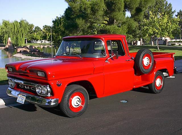 60 66 Hood And Grille Combos The 1947 Present Chevrolet Gmc Truck Message Board Network