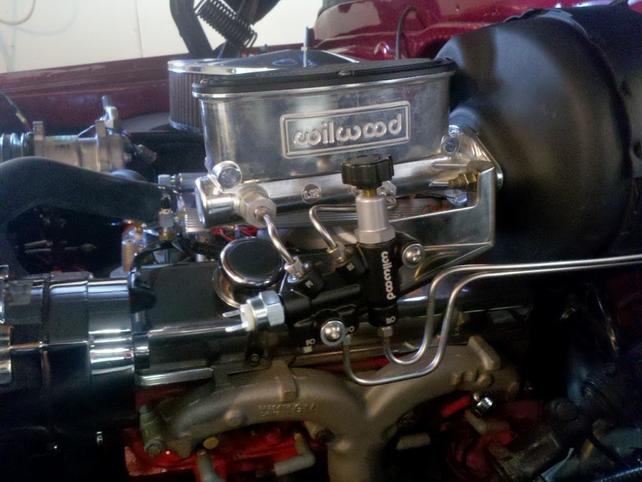 New Smyrna Chevrolet >> Plumbing Adj. Prop. Valve for Rear Disc Swap - The 1947 ...