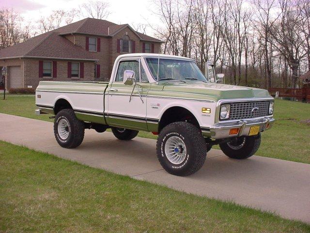 29+ Chevy Hurricane Truck