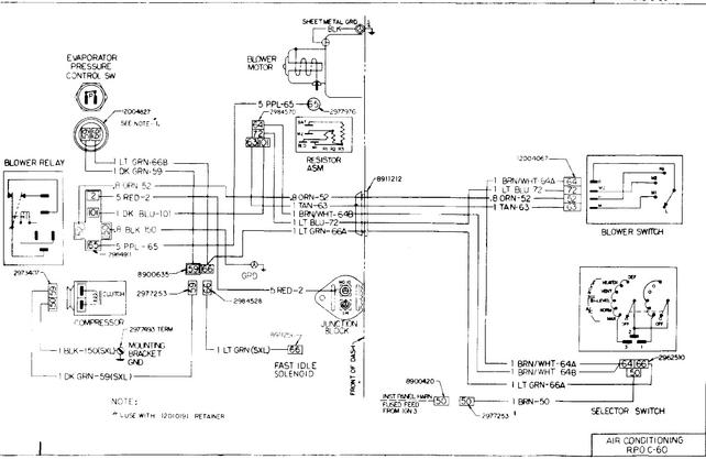 m1008 cucv wiring diagram
