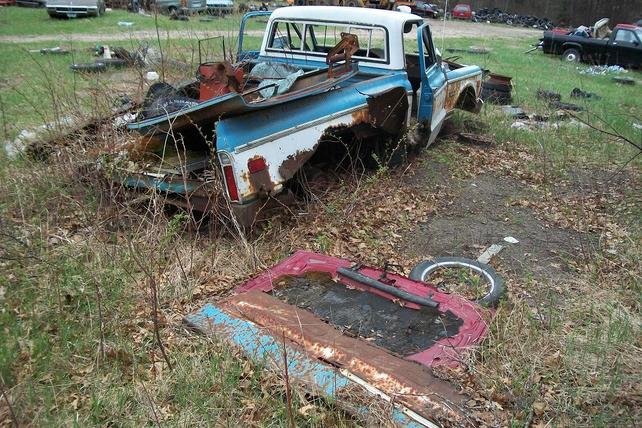 How much rust is too much? - The 1947 - Present Chevrolet
