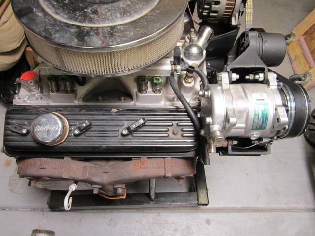 Serp belt/efi installed - The 1947 - Present Chevrolet & GMC Truck