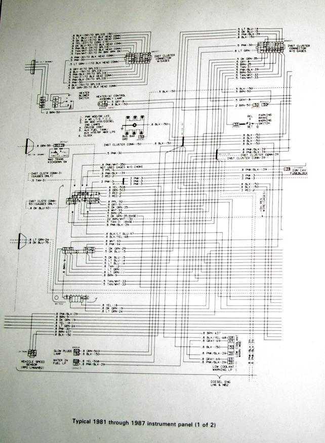 1947 Buick Wiring Diagram