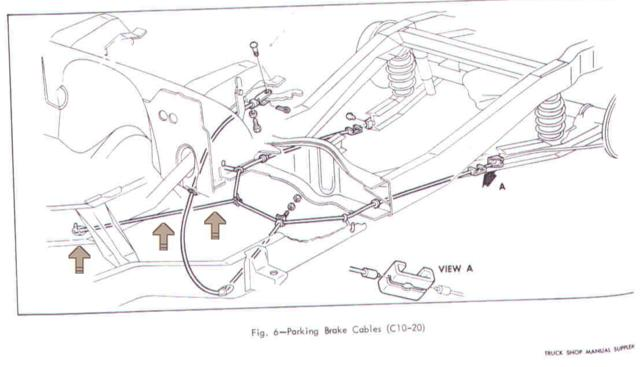 1947 Harley Davidson Wiring Diagram additionally 1070210 79 Ford Truck Frame Dimensions moreover Exterior Light Turn Signals And Horns additionally Ford Steering Linkage Diagram likewise Chevrolet Wiring Diagrams. on 1956 chevy pickup wiring diagram
