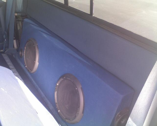 Subwoofer Boxes The 1947 Present Chevrolet Amp Gmc Truck