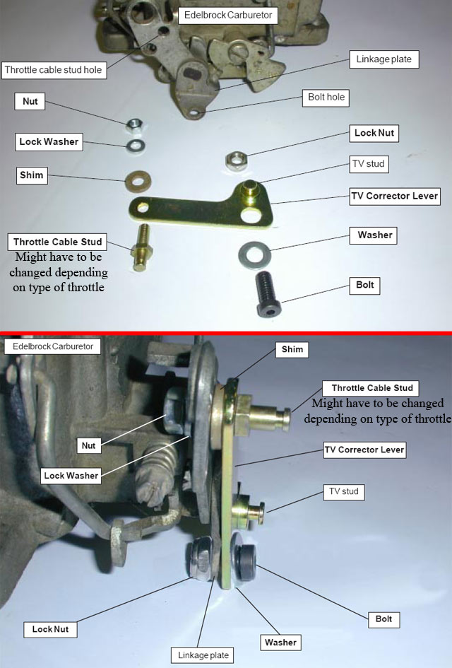 67 72 Chevy Truck Forum >> 700r4 TV cable install (Carb Motor) - The 1947 - Present Chevrolet & GMC Truck Message Board Network