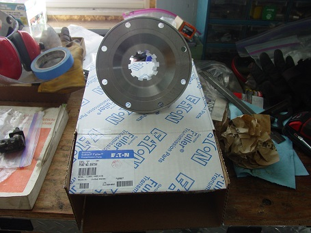 Name:  New drive flange for RT-6610.jpg