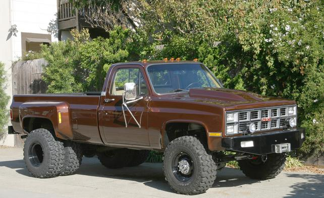 Are there any regular cab dually picture threads? - The ...