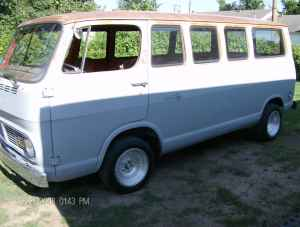 67 Chevy Van for Sale--Anyone know anything about these ...