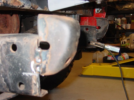 Name:  Chassis mods tacked up.jpg Views: 438 Size:  59.7 KB