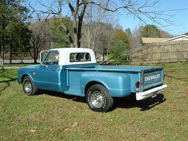 1957 CHEVROLET CUSTOM R  TRUCK 138971 together with 436668 1969 Gmc Truck K10 4x4 Blue And White Two Tone Paint as well Watch in addition Watch likewise 6718667921. on 1969 gmc 4x4 pickup
