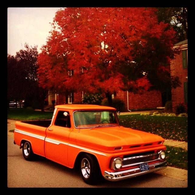 How About Some Pics Of 60-66 Trucks