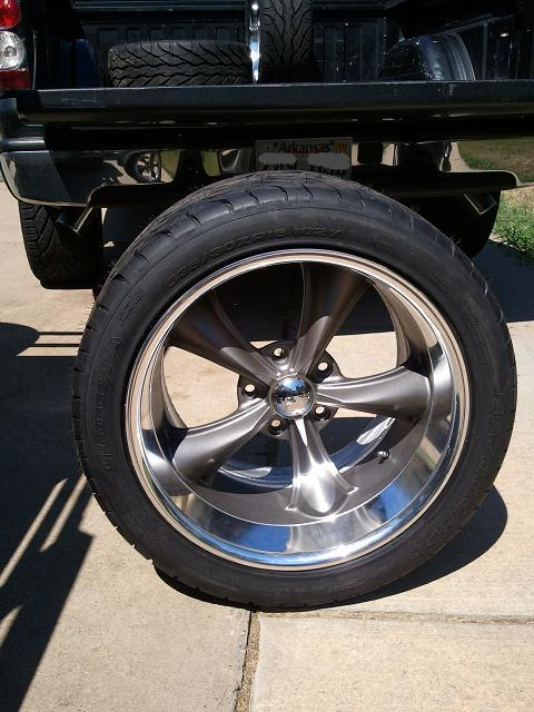 67 72 Chevy Truck Forum >> Got some new wheels: Boss 338's in 20x10 and 20x8.5 - Page 35 - The 1947 - Present Chevrolet ...