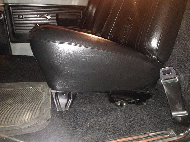 Bucket Seat Conversion Using Bench Seat Brackets How To