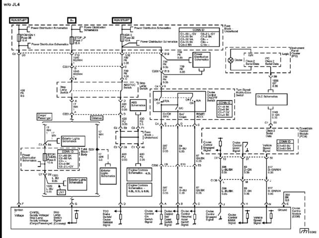 2003 Chevy Silverado Bcm Wiring Diagram : Chevy colorado bcm wiring diagram get free image